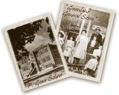 Prarie Grove School & Greenland General Store