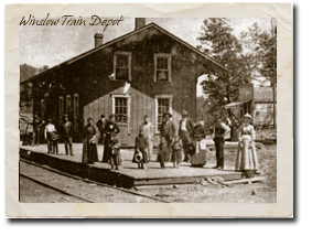 Winslow Train Depot